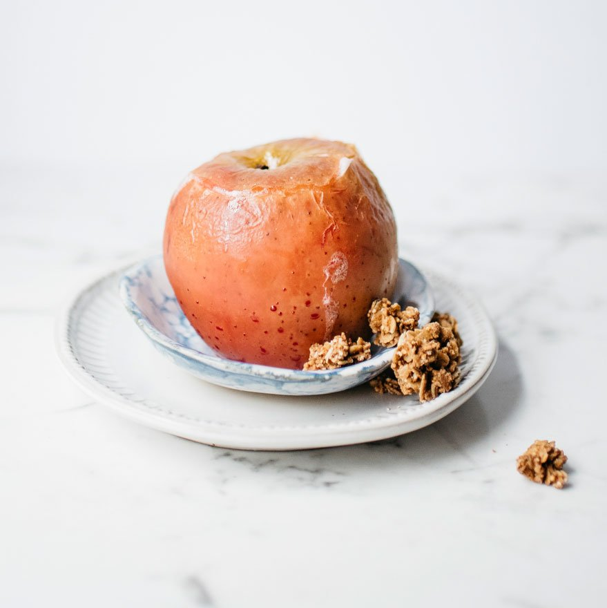Recipe Photo - Baked Apples