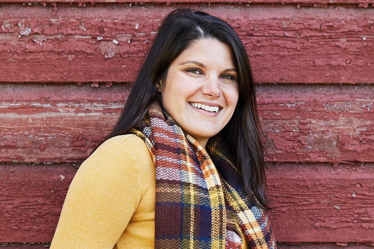 Feature - Chelsea Van Acker, a young grower from Williamson, New York